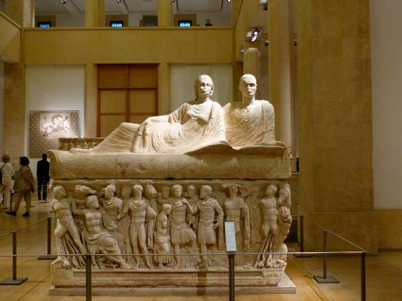 sarcophogus