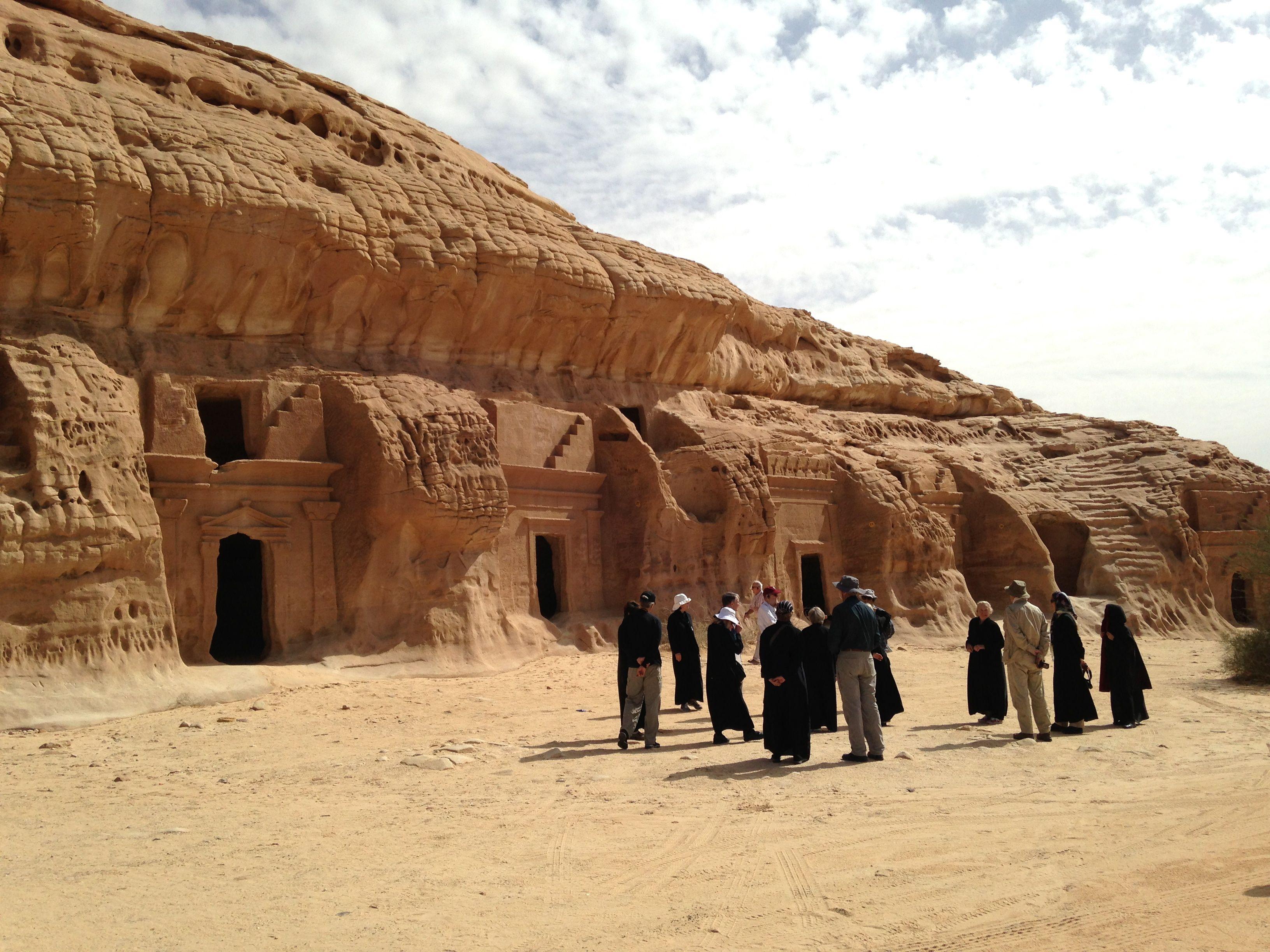 Al Ula Saudi Arabia  city photos : Al Ula and Mada'in Salih, Saudi Arabia | The World Less Traveled ...